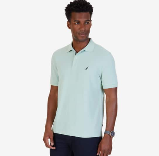 50% off on the Nautica website on top of their sale discount
