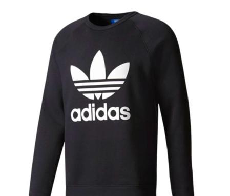 62c8a98638ea 45% off List Price on Adidas Men s Originals Trefoil Crew Sweatshirt  32.99  - Slickdeals.net
