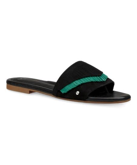 $60 Off on Black Binx Leather Sandal From UGG at Zulily $39.99
