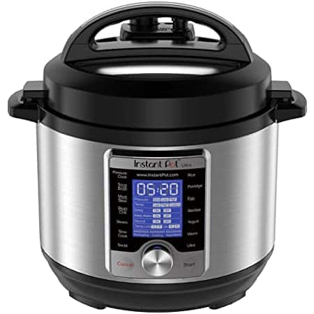 3Qt - Instant Pot Ultra 10-in-1 3qt Pressure Cooker: $55.97 + Free Shipping (Amazon.com)