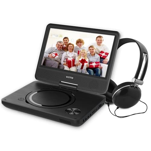 9 Inch Portable DVD Player $25.99
