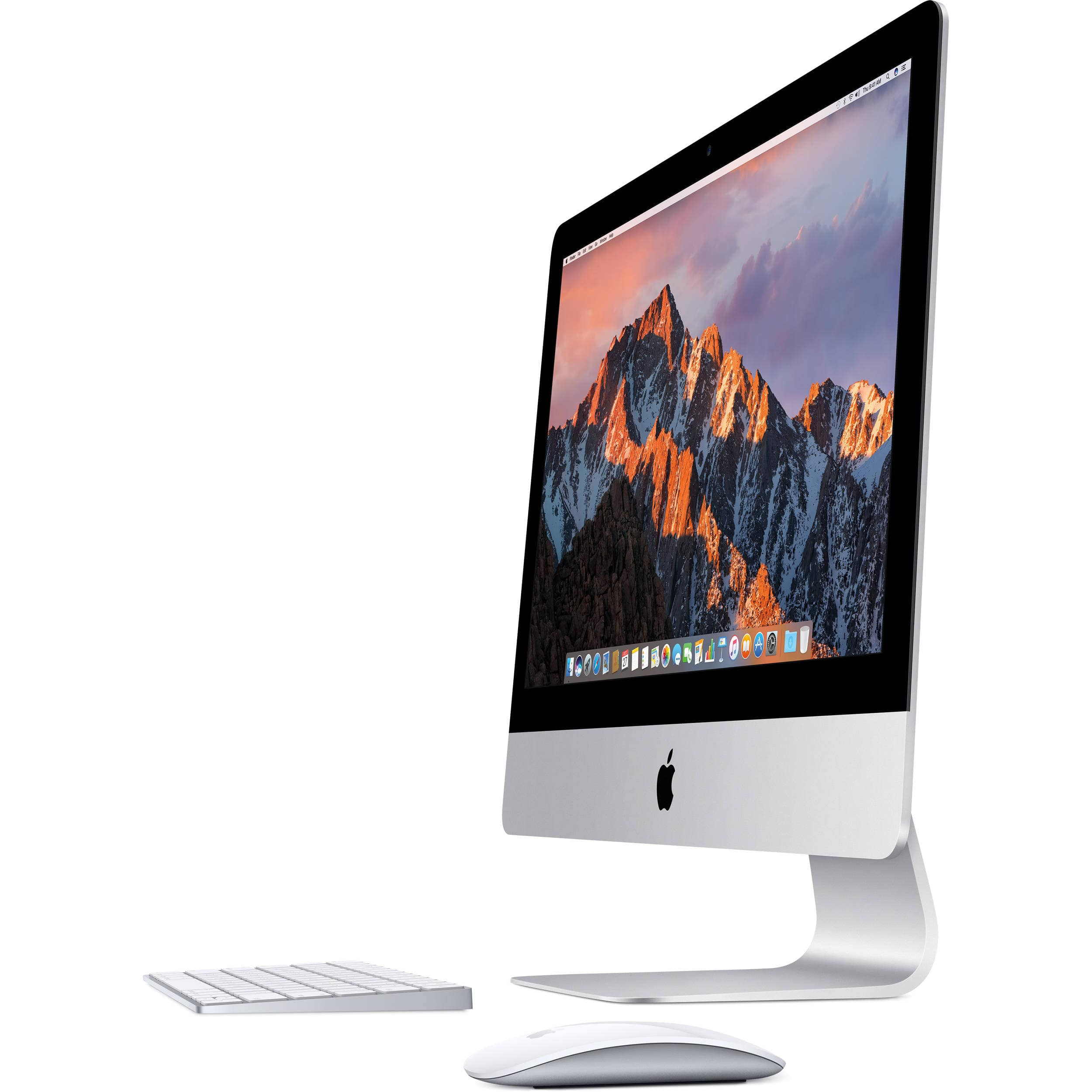 "Apple - 21.5"" iMac® (Latest Model) - Intel Core i5 (3.4GHz) - 8GB Memory - 1TB Fusion Drive - Silver $1249.99"