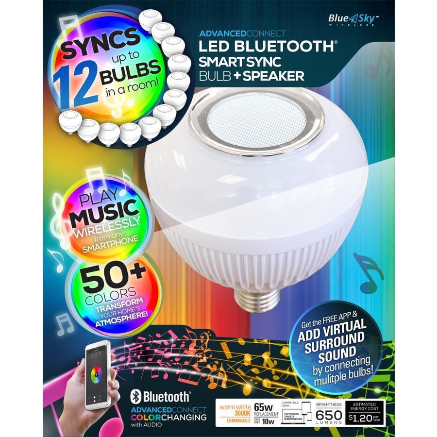 Blue Sky Wireless Bluetooth W Built In Speaker Ymmv 75
