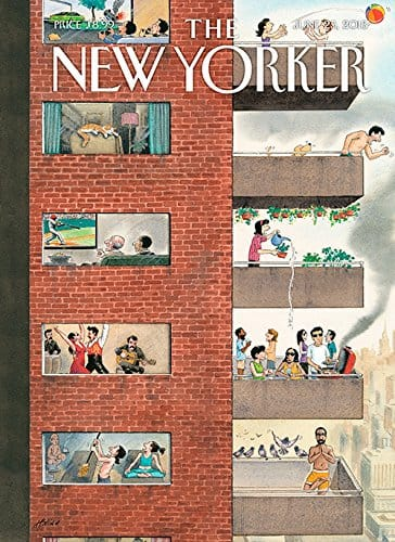The New Yorker Magazine $3.75 for 12 weeks on Amazon