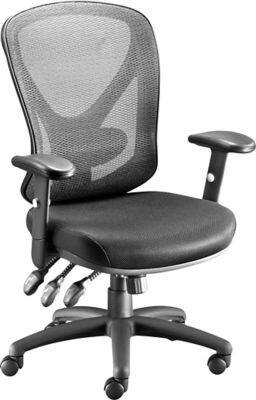Staples Carder Mesh Office Chair, Black $79.99 + FS