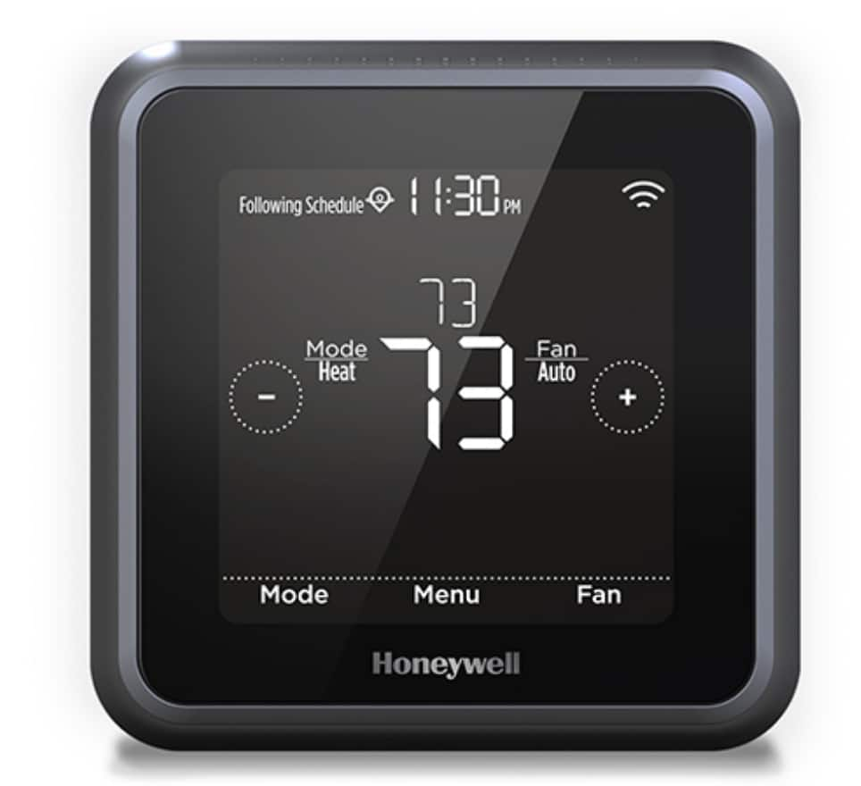 Honeywell Lyric T5+ WiFi Thermostat $99