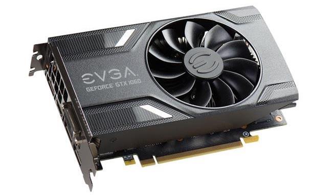 EVGA GTX 1060 mini cards are back $250+$5 S&H NEWEGG