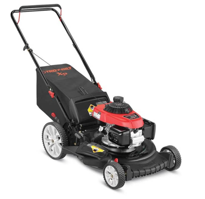 Troy Bilt TB130 XP 160cc 21 in Push Gas Lawn Mower with Honda Engine $155.40