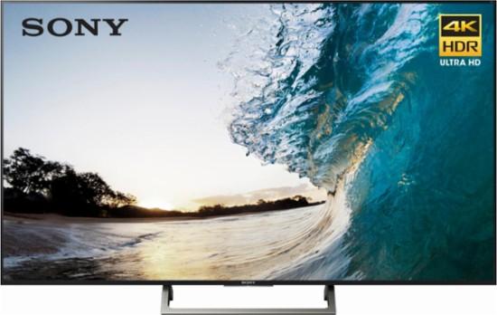Sony - 65 Inch 4K Ultra HD TV with High Dynamic Range - XBR65X850E @ Best Buy for $1,099.99