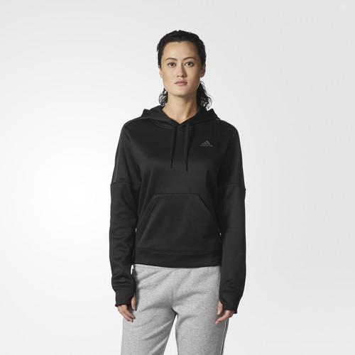 Adidas Women Team Issue Pullover Hoodie $28