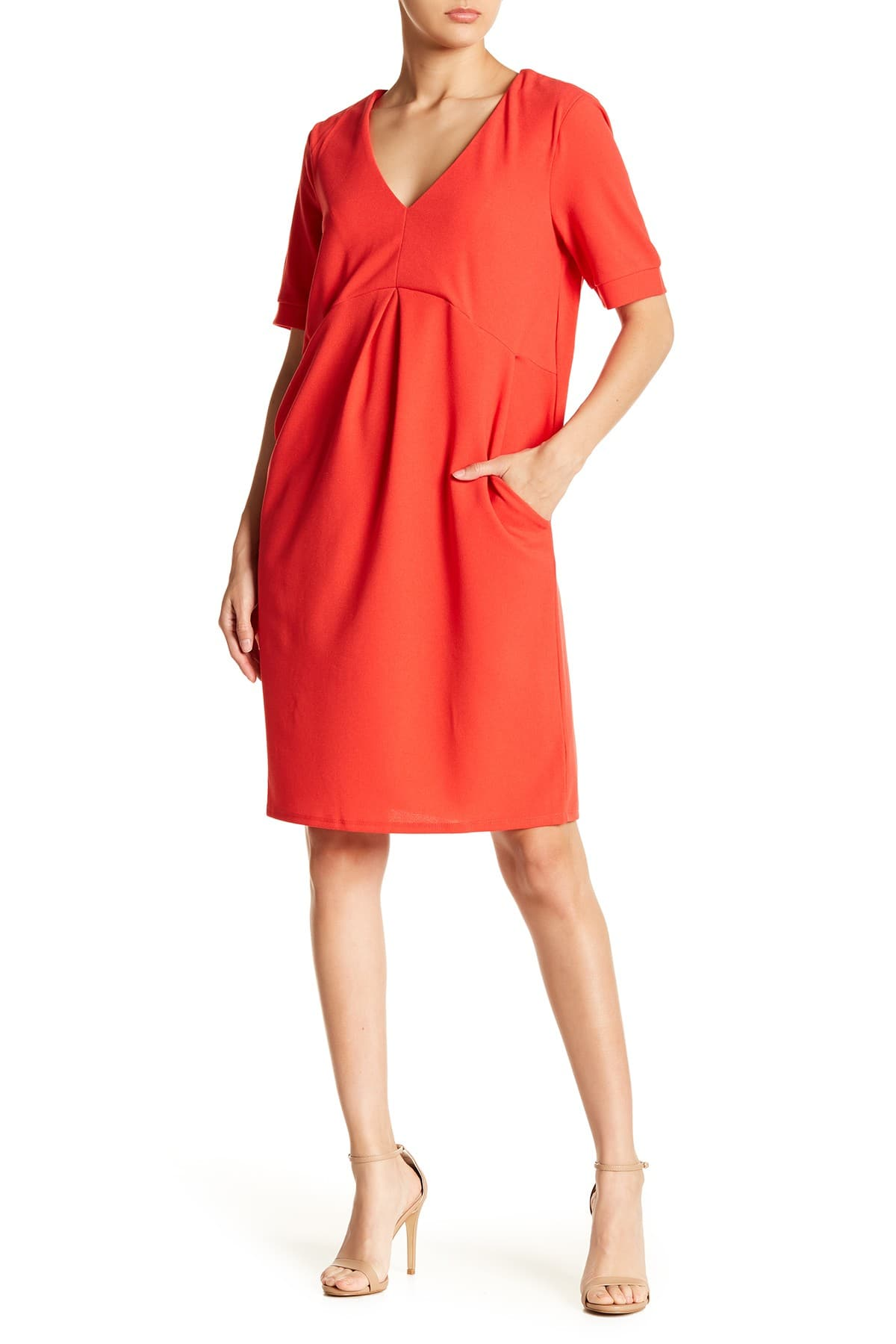 SUPERFOXX Ponte Shift Dress $29.97