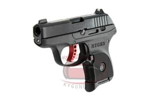 GUN - Ruger LCP CUSTOM 380 Auto Centerfire Pistol 2.75in Blued 6+1 Black Nylon Grip $227, Shipped ($220 Cash)