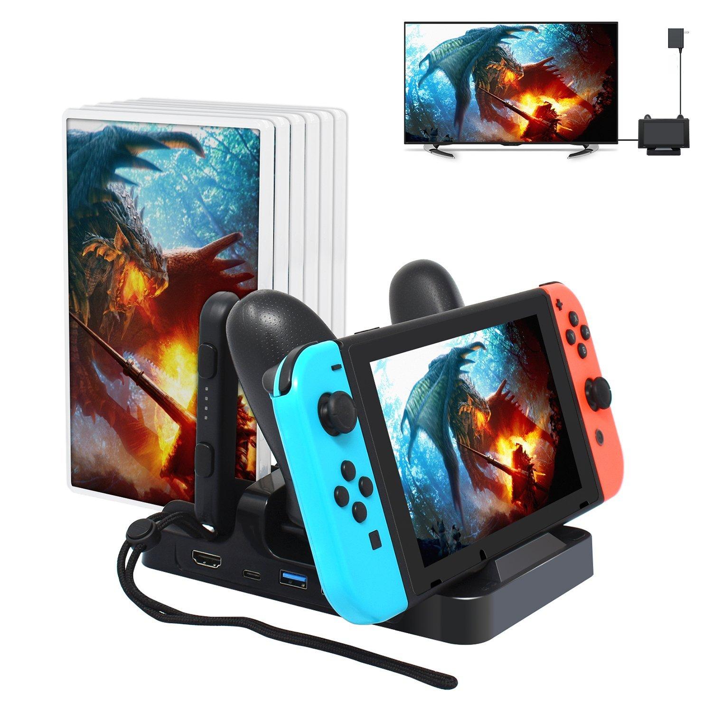 Multifunctional Dock for Nintendo Switch $22.75