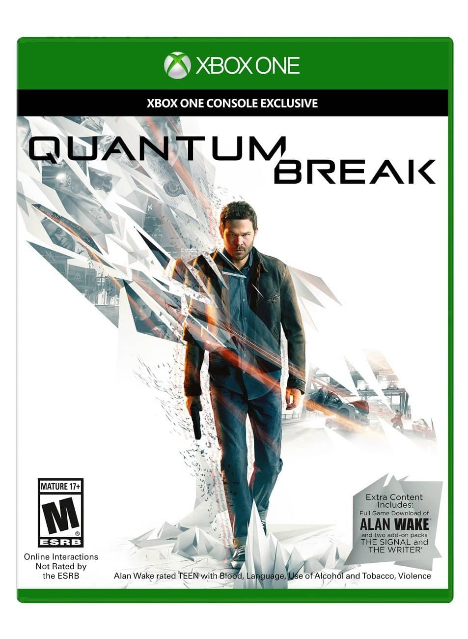 Quantum Break - Xbox One US$7.1( CDN$ 9.48 ) @Amazon CA