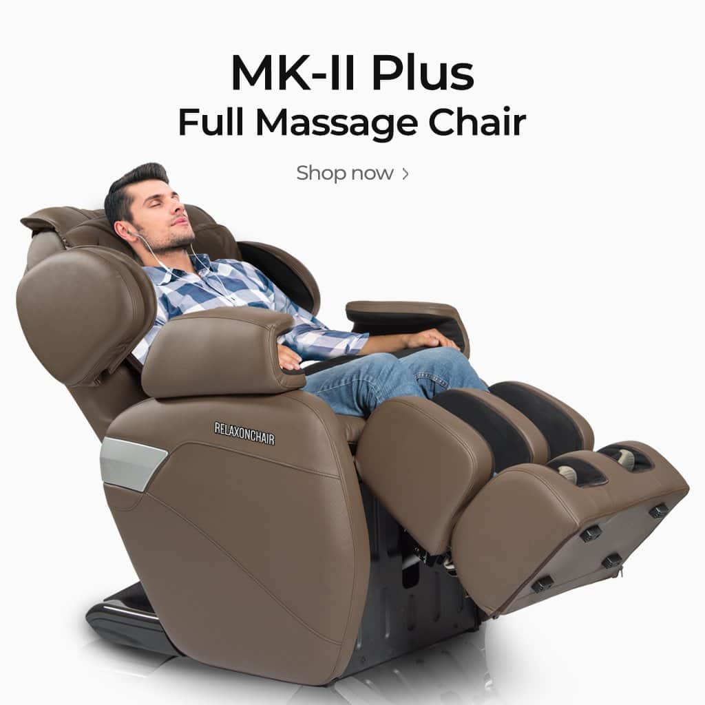Relaxonchair Massage Chair MK-II Plus Pre Order Deal $1599