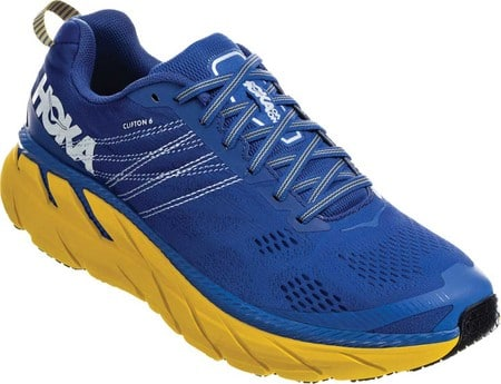Hoka One One Clifton 6 Men's Running Shoes (Select Sizes 8.5 to 11.5) $52.46 + Free Shipping