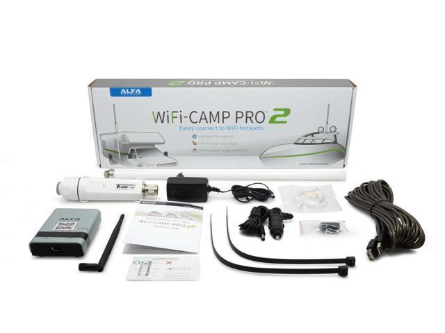 $10 off Alfa Wi-Fi Camp Pro 2 range extender kit at Newegg w/ coupon $129.98