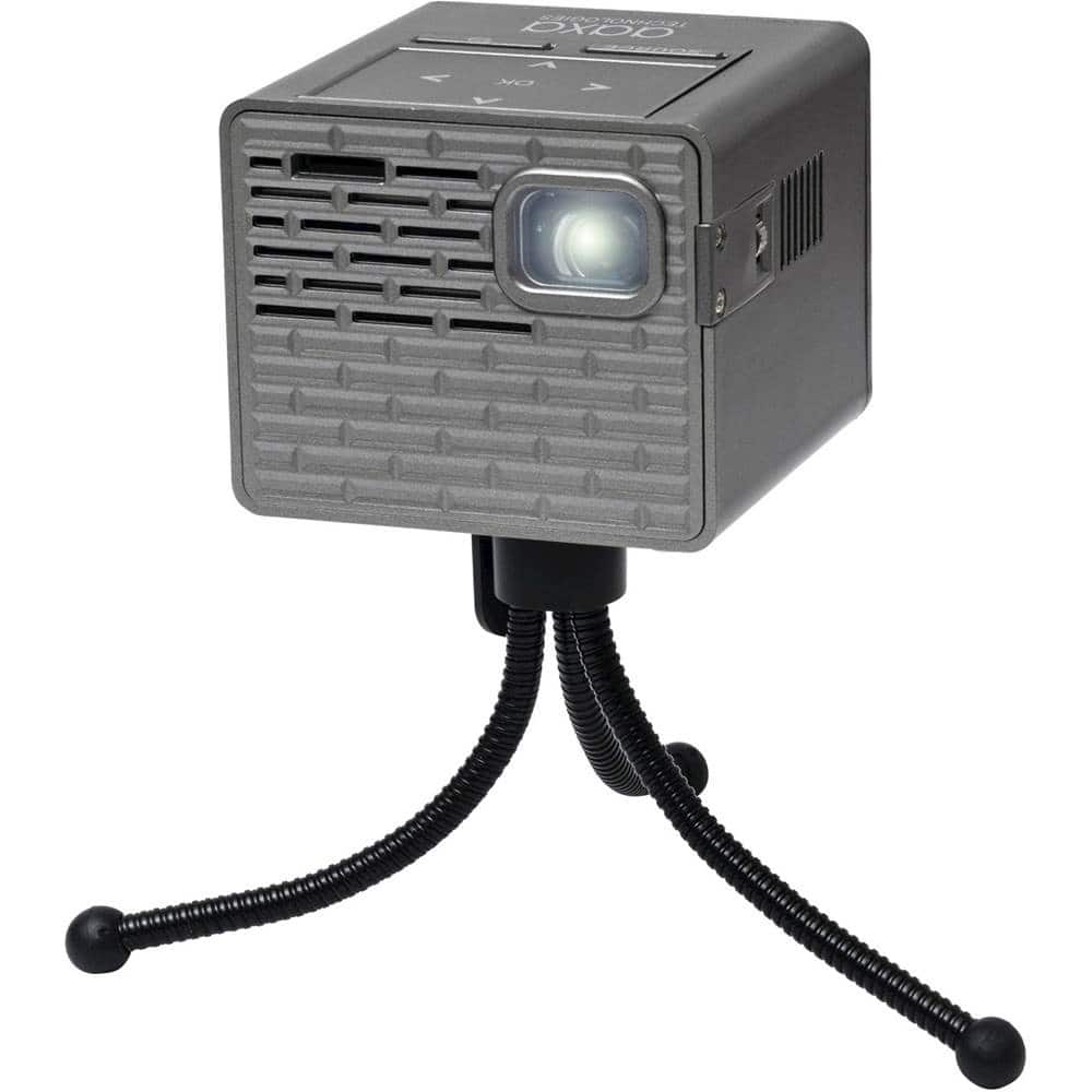 AAXA P2-B mini LED DLP Pico Projector $139