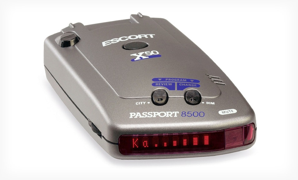 Refurbished Escort Passport 8500 x50 Radar and Laser Detector - Online Deal