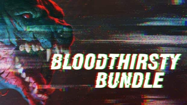 Fanatical 5 game bloodthirsty bundle $2.99