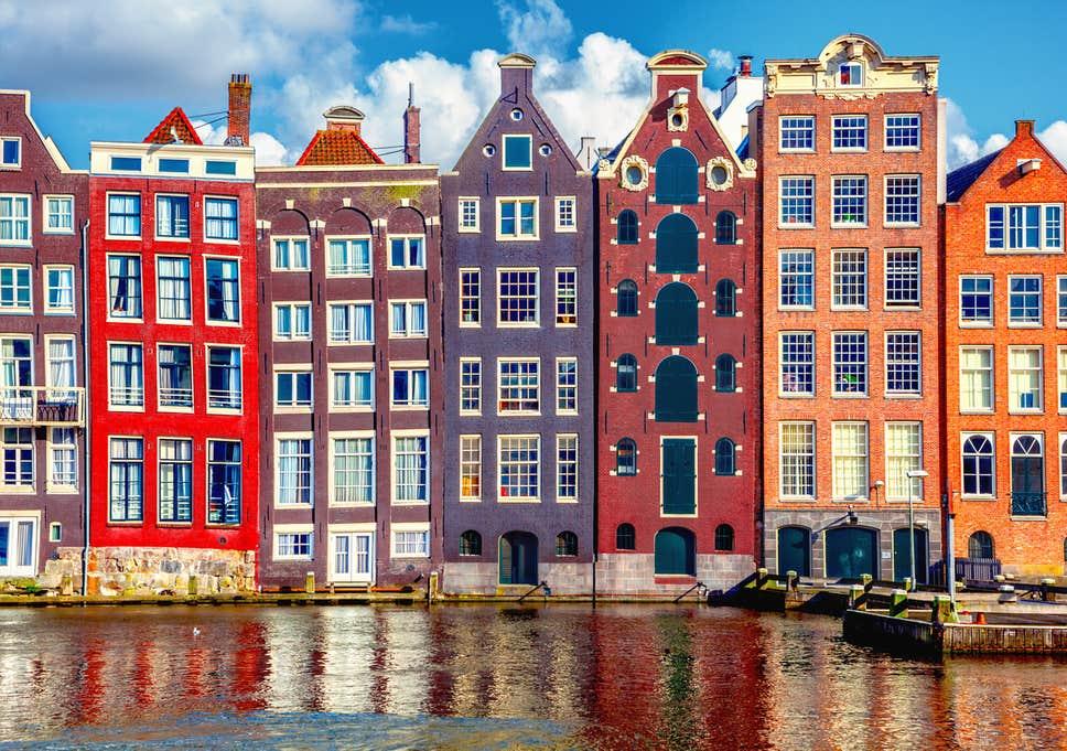 Roundtrip Flights: Detroit/Minn/SEA to Paris/Amsterdam from $270 (Travel Aug'19-Mar'20)