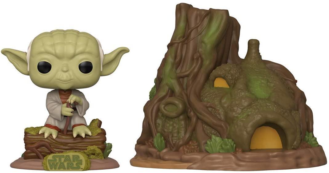 Funko Pop! Town: Star Wars - Yoda's Hut $18