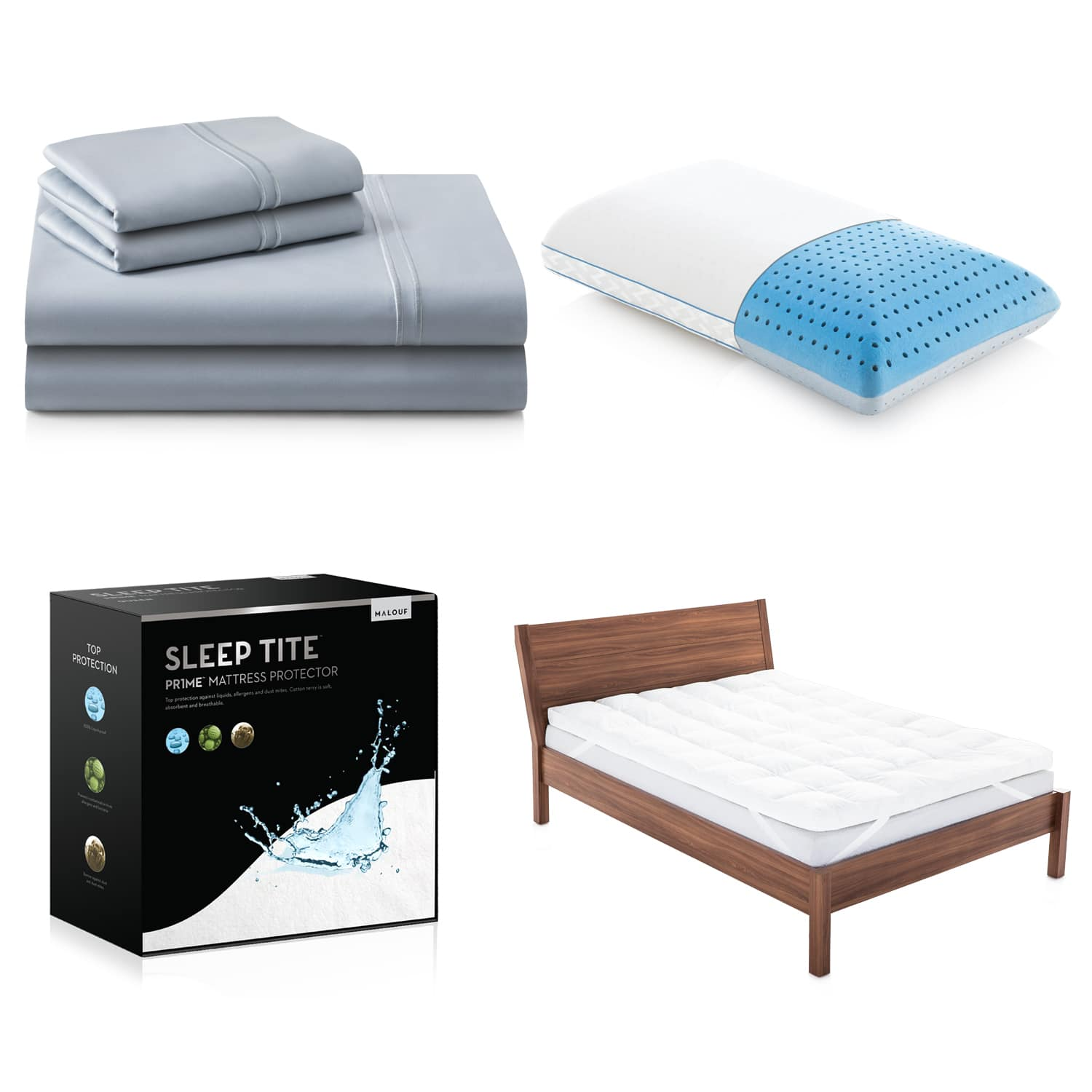 50 Off Lux Bedding From Malouf Deal Of The Day For
