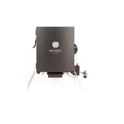 Masterbuilt MPS 20B Patio-2-Portable Propane Smoker in the Gas Smokers department at Lowes.com $43.60
