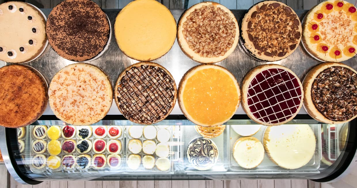 NYC - 50% off ALL Cheesecakes at Eileen's Special Cheesecake! Today only! (7/30)