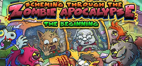 Scheming Through The Zombie Apocalypse: The Beginning 10% off on Steam $4.49