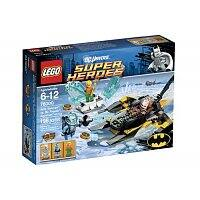 Amazon Deal: LEGO Super Heroes Arctic Batman vs Mr Freeze (76000) - $15.99 @Amazon