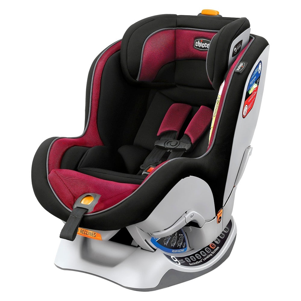 Chicco NextFit Convertible Car Seat  (Target Clearance 50% off, YMMV) $149.98 (with $20 gift card) or less