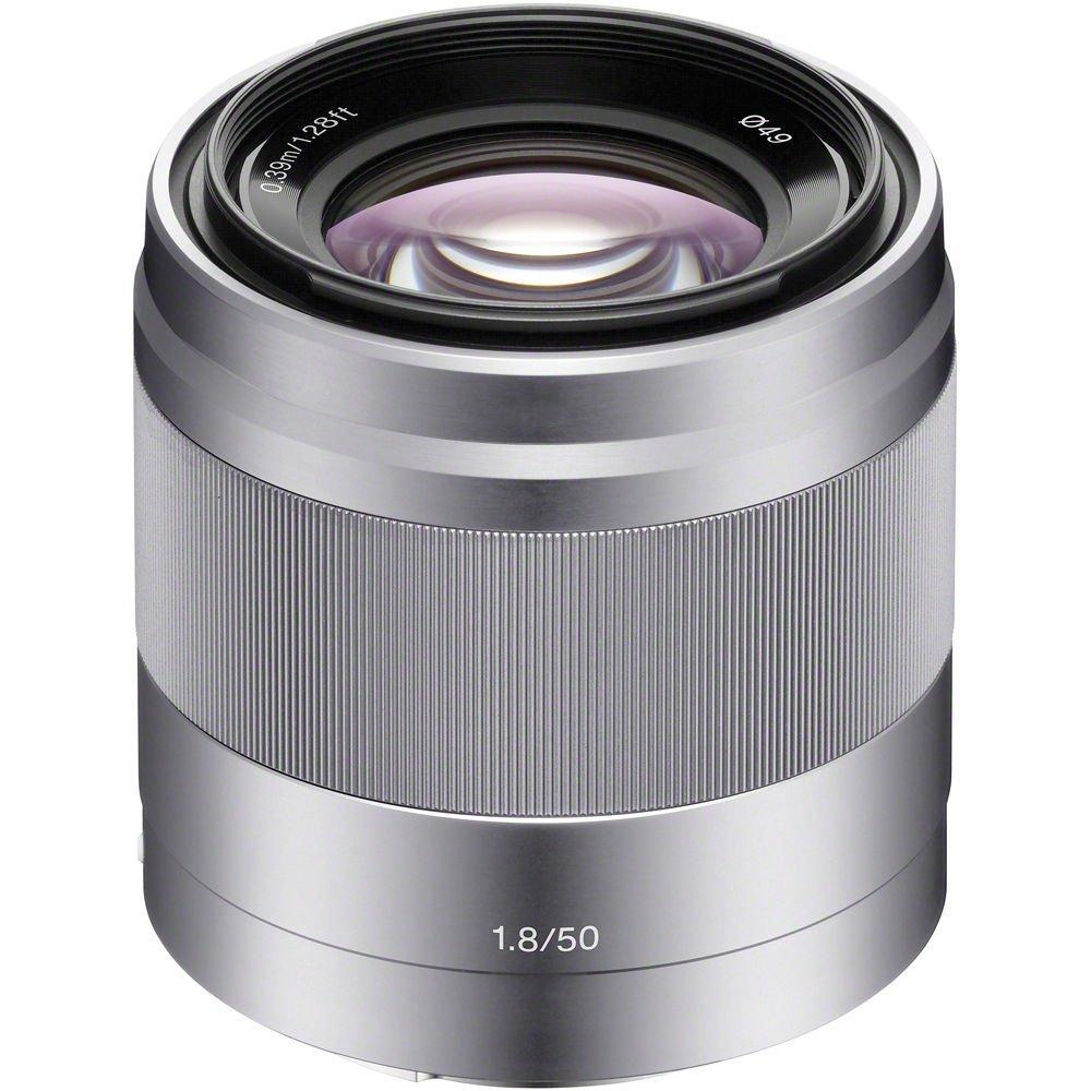 Sony e-mount lens SEL50F18  $248, SEL35F18 $398,  SEL1018 $748,  SELP18105 $548
