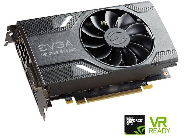 EVGA GeForce GTX 1060 3GB for $185 with VCO + Shipping from Newegg
