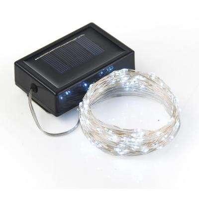 Solar String Lights Memorial Day Sale @ homedepot.com (Up to 30% off) $11.66