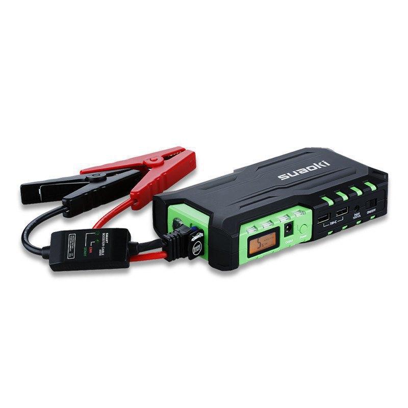 Suaoki G7 600A 18000mAh Car Jump Starter & Battery Bank - $49.99 AC + FSSS