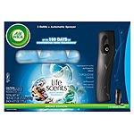 Air Wick Life Scents Automatic Air Freshener Spray Bundle kits (automatic sprayer + 3 refills) $11.98 Sam's Club B&M