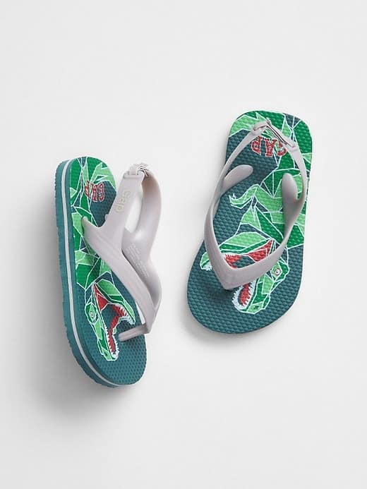 Gap Graphic Sandals (2 Styles) + Free Shipping $2.17