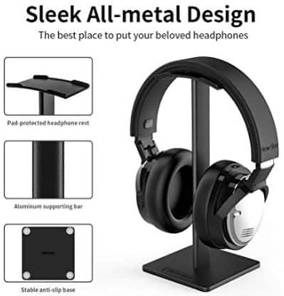 Headphone Stand New Bee Holder $6.74