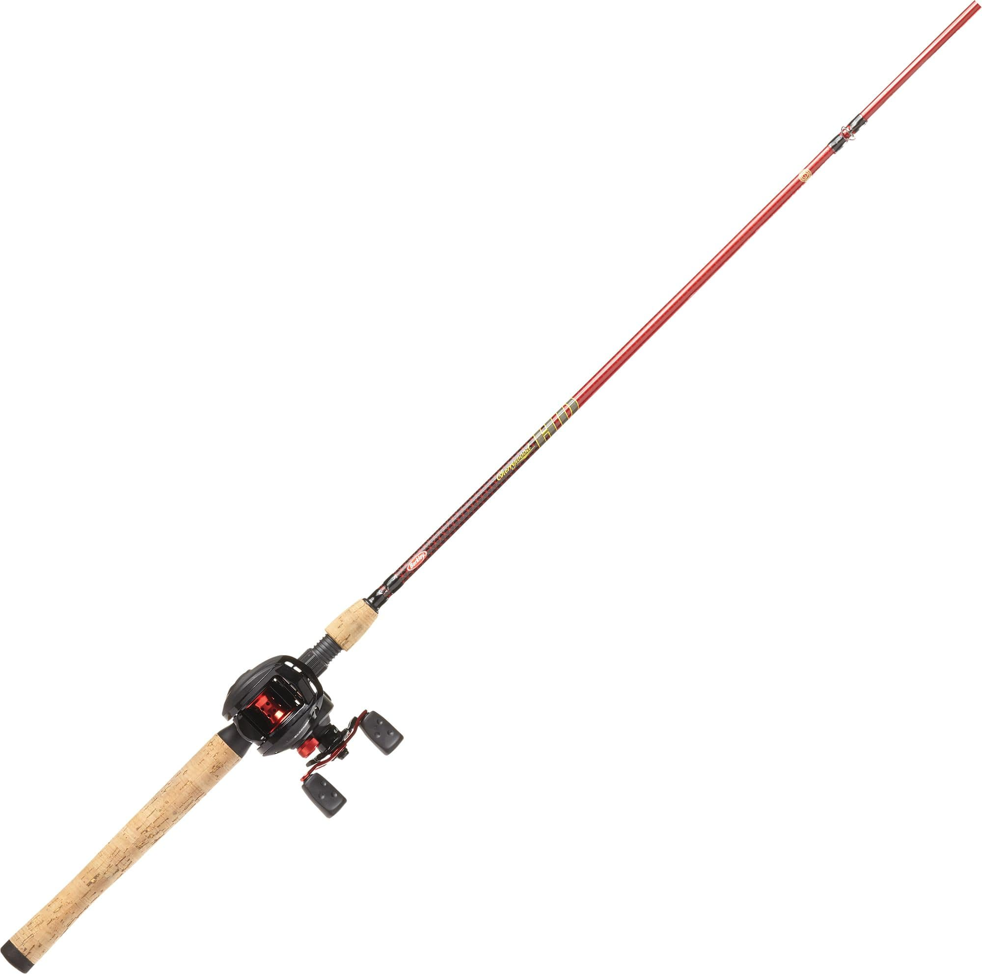Berkley Cherrywood HD Black Max Baitcasting Combo, 1-piece, 7-ft, $30.00 AR @Dicks Sporting Goods