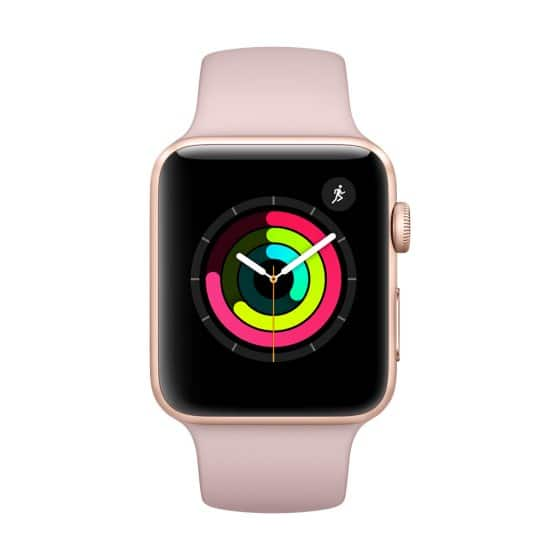 Apple Watch series 3  price error $209