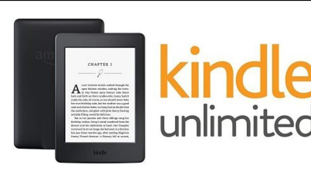 Kindle unlimited 3-months subscription Amazon $1.99