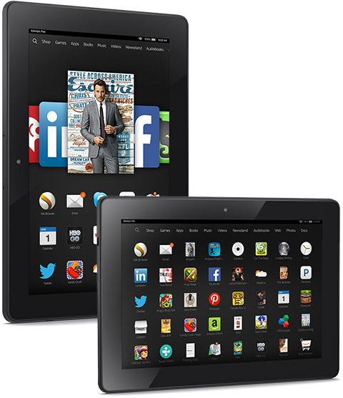 Kindle Fire HDX 8.9' 4th generation (latest) - 32gb + WIFI 4G LTE + $199 - AWD