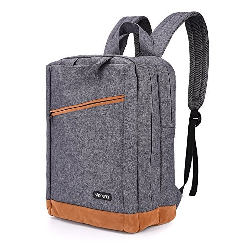 "Aoneng Laptop Backpack,College School Backpack With USB Charging Window Fits UNDER 15.6"" Laptop And Notebook, $17.49 FS"