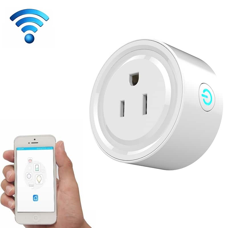 Smart Socket(2 pack) Compatible with Amazon Alexa & Google Home $21.99 +Free Shippin