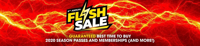 Six Flags Flash Sale is on -- 2020 Season Passes