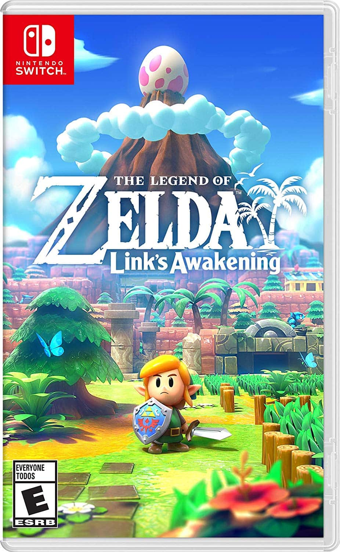 Preorder The Legend of Zelda: Links Awakening and Dreamer Edition