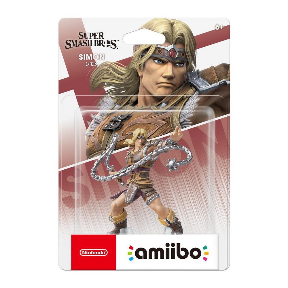 New Amiibo preorders Simon Belmont, Incineroar, Chrom, shovel knight 3 pack Treasure trove