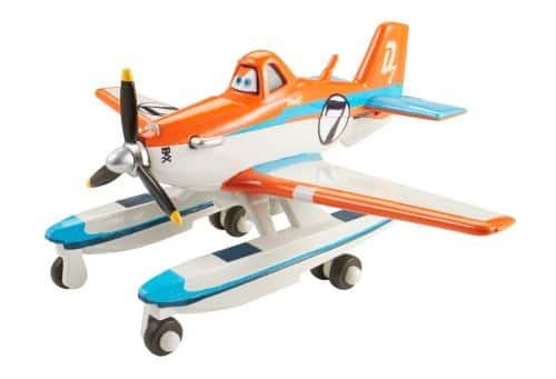 Disney Planes Fire & Rescue Vehicle Racing Dusty with Pontoons- Kmart 1/2 price $2.99