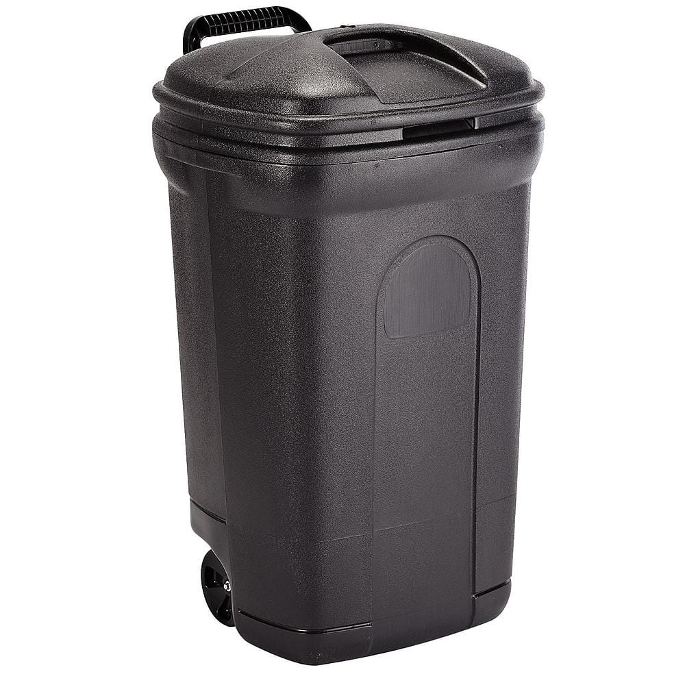 United Solutions 35 Gallon Trash Can with Wheels-Kmart $13.49 (RR $22).  Free in-store pick-up